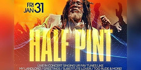 HALF PINT Live in Concert w/ Yellow Dub Squad, & Fyah Sthar (EARLY) tickets