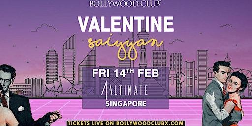 VALENTINE SAIYYAN @ ALTIMATE, SINGAPORE