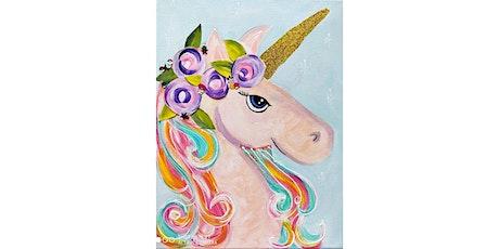 Kid's Art Workshop - Nancy the Unicorn  tickets