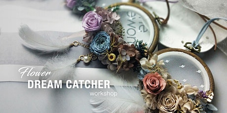 Flower Dream Catcher tickets