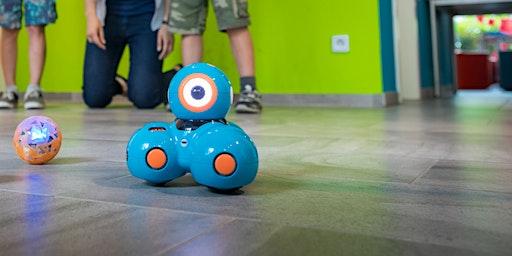 Robotics: Dash mit Path