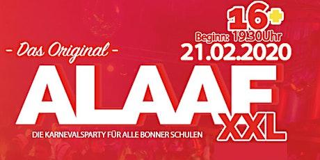 ALAAF XXL 2020 Tickets