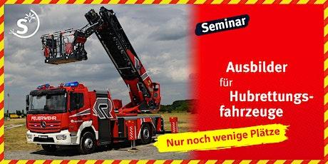 Ausbilder für Hubrettungsfahrzeuge - Osterholz-Scharmbeck Tickets
