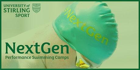 NextGen Performance Swimming Camp tickets