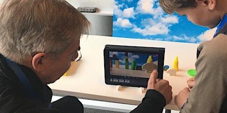 Digital Art: Großeltern-Enkel Workshop - Erzähl doch mal digital! Tickets
