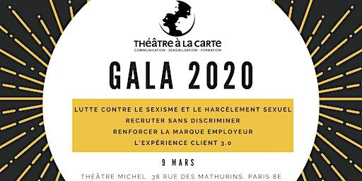 Soirée de Gala - Théâtre à la Carte