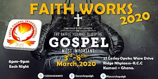 Faith Works 2020