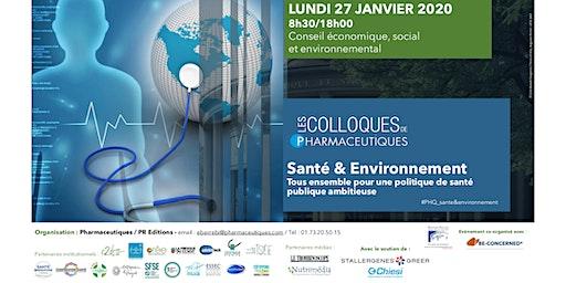 Colloque Santé Environnement