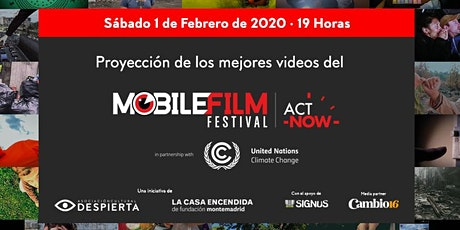 Mobile Film Festival tickets