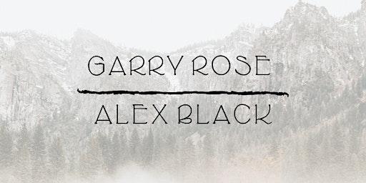 Garry Rose and Alex Black