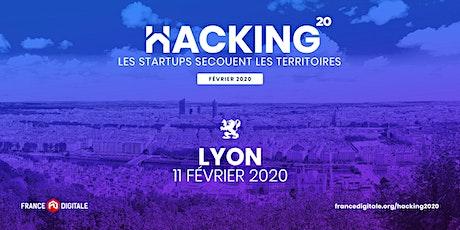 Hacking 2020 - France Digitale à Lyon ! billets