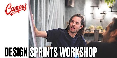Design Sprint Workshop March tickets