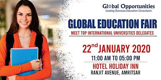 Global Education Fair Amritsar 2020 - Free Registration