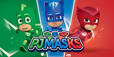 PJ Masks- It's time to meet the heroes! tickets