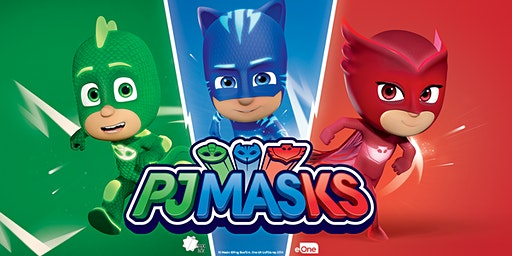 PJ Masks- It's time to meet the heroes!