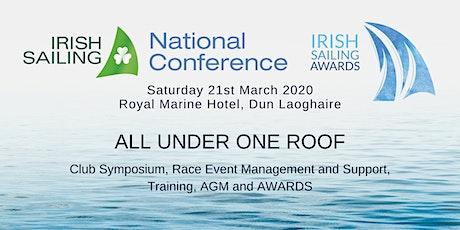 Irish Sailing National Conference and 2019 Irish Sailing Awards tickets