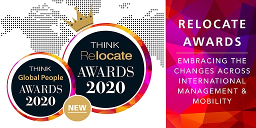 Relocate & Think Global People Awards Gala Dinner 2020
