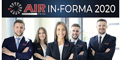 AIR- Informa 2020 biglietti