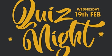 Northern Netball Quiz Night tickets