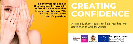 Creating Confidence for Business | Thursday 19th March at 10am tickets