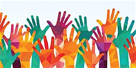 Volunteer Organisers Forum tickets