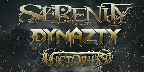 Symphonic Power Alliance : Serenity + Dynazty + victorius +  Ad Infinitum tickets