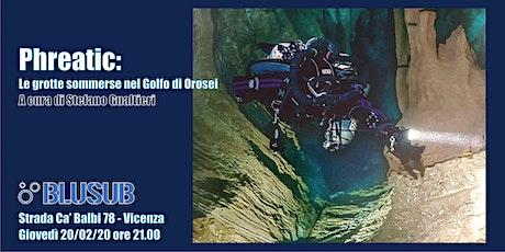Le Grotte sommerse nel Golfo di Orosei biglietti