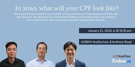 In 2020, what will your CPF look like? tickets