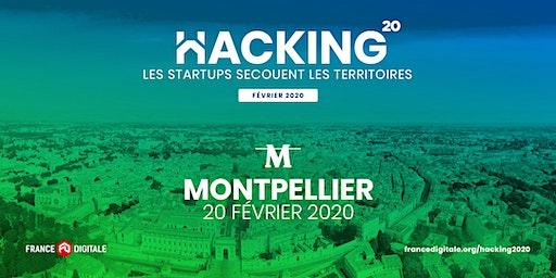 Hacking 2020 - France Digitale à Montpellier !
