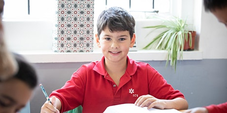 Primary International Baccalaureate (IB) Open Morning - ICS Primary Campus  tickets