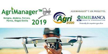 AGRIMANAGER™ 2019 PRONTI PER L'AGRICOLTURA SMART biglietti