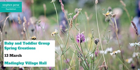 Baby and Toddler Group - Spring Creations tickets