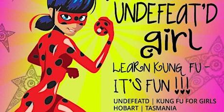 BE AN UNDEFEAT'D GIRL tickets