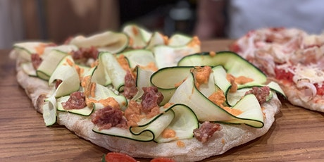 Roman Pizza Al Metro & Ricotta Cheese Making Class by Pizzaiolo Alessio Lacco tickets