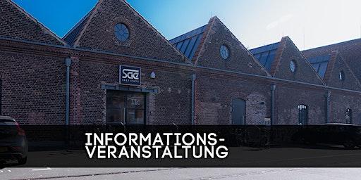 Informationsabend (Kursstart März 2020) am SAE Institute Köln
