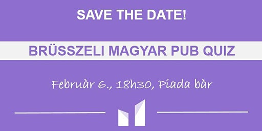 Brüsszeli Magyar Pub quiz