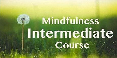 Mindfulness Intermediate Course - 4 Sessions from Jun 25 tickets