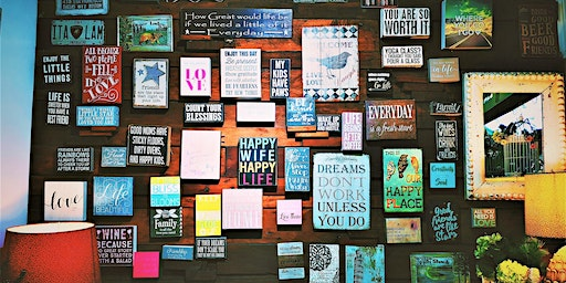 Business Goal Setting & Vision Board