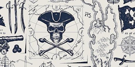 Todopoderosos: Piratas entradas