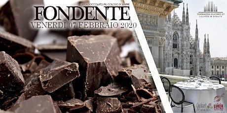 FONDENTE in Piazza Duomo - L'Apericioccolato più g biglietti