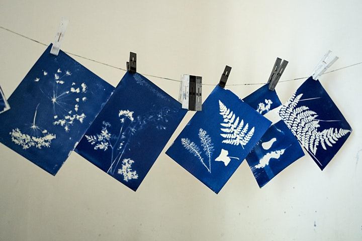 Children's Cyanotype Art Workshop image