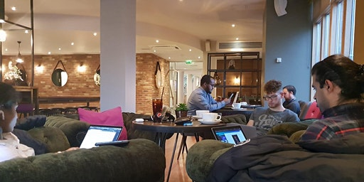 Leicester Entrepreneur Co-working - Wednesday 29th Jan