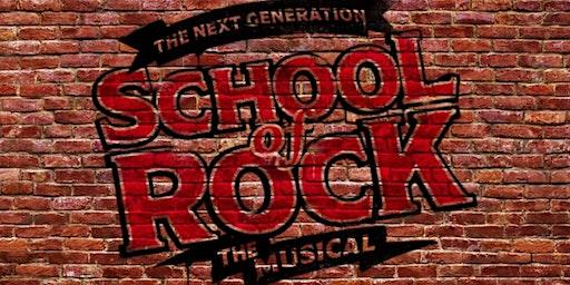 Chesham Grammar presents 'School of Rock' at The Elgiva Theatre - Cast Y
