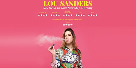 Lou Sanders (UK)- Stand Up Comedy in English Tickets