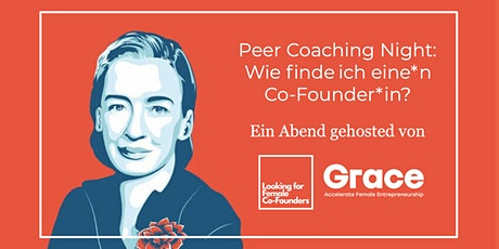 Du bist auf Co-Founder*in Suche? Join us! Tickets