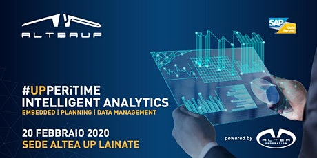 UPPERiTIME Intelligent Analytics biglietti