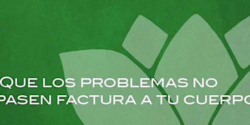 Presentación y tertulia : Ecología Personal Improve your life