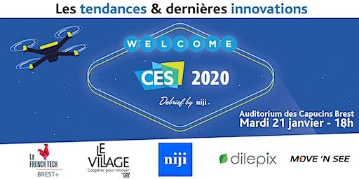 Six2Nine 21 janvier - Retour sur le CES 2020
