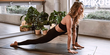 Yoga with Tilly and Goodbody Wellness Happy Hour tickets