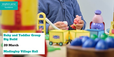 Baby and Toddler Group - Big Build tickets
